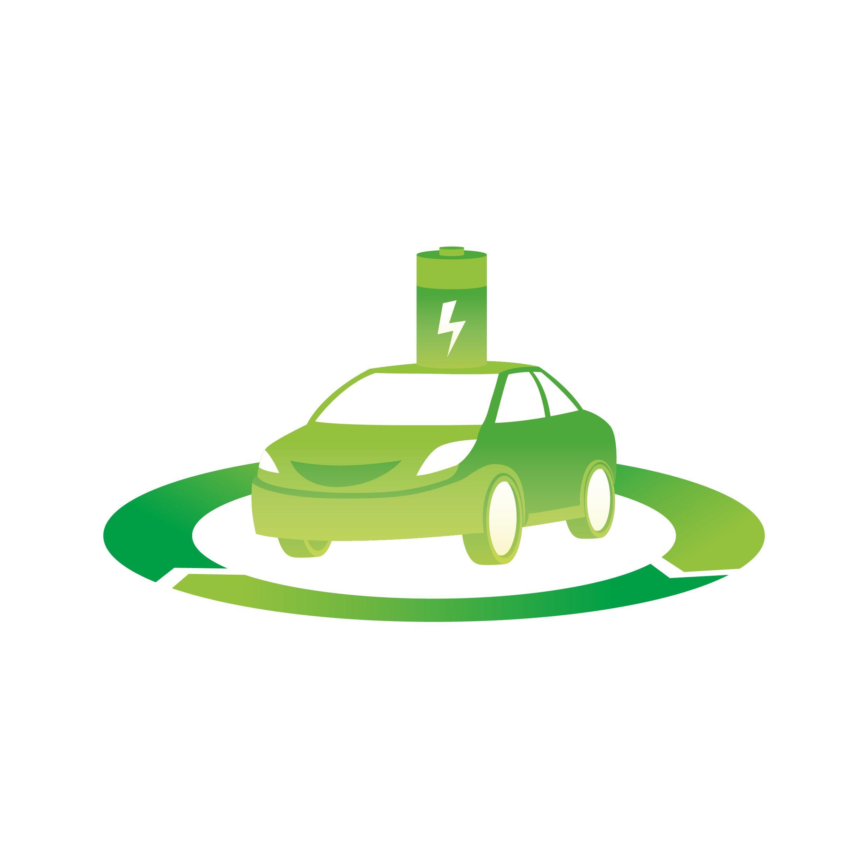 מכונית חשמלית עם מצבר